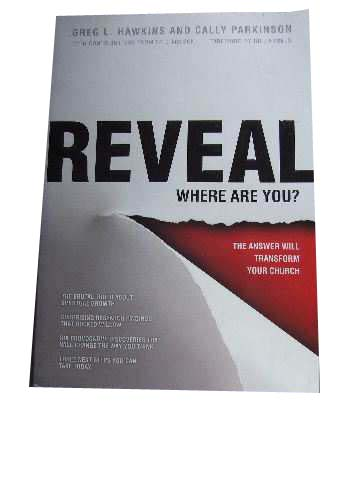 Image for Reveal Where Are You?