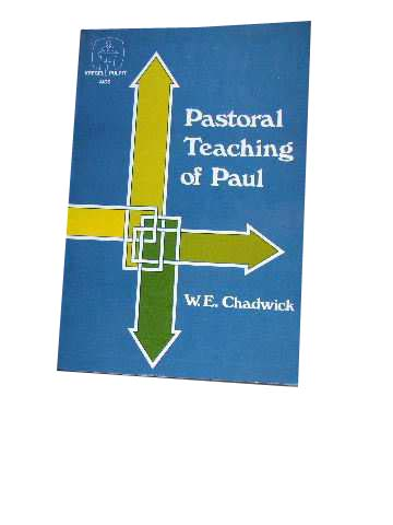 Image for Pastoral Teaching of Paul.