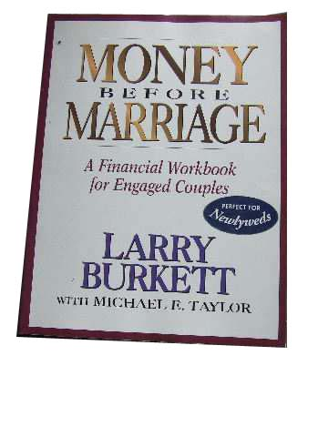 Image for Money Before Marriage  A Financial Workbook for Engaged Couples