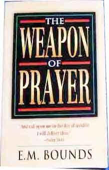 Image for The Weapon of Prayer.