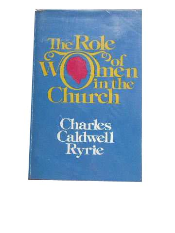 Image for The Role of Women in the Church.