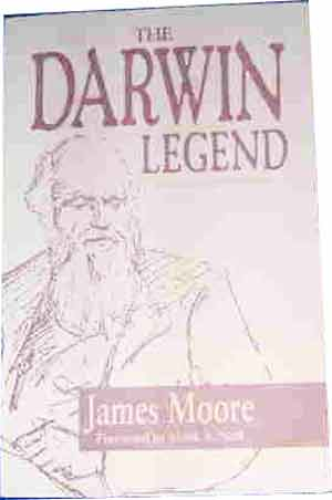Image for The Darwin Legend.