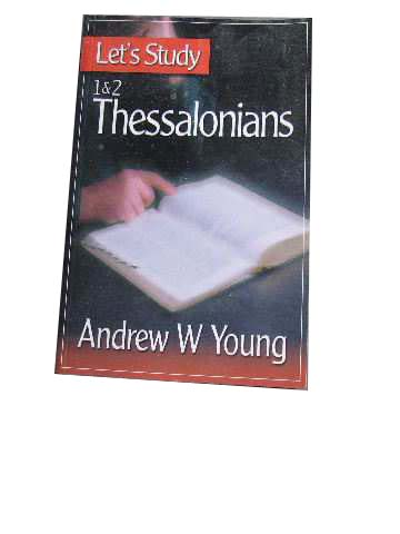 Image for Lets Study 1 & 2 Thessalonians.