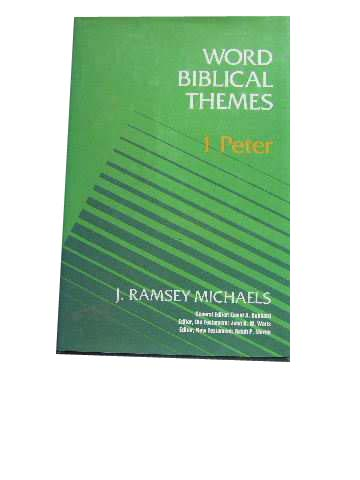 Image for 1 Peter  Word Biblical Themes
