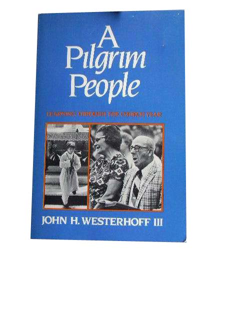 Image for A Pilgrim People  Learning through the Church Year