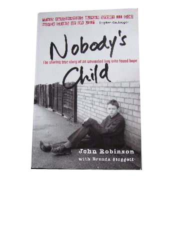 Image for Nobody's Child  The Stirring True Story of an Unwanted Boy who Found Hope
