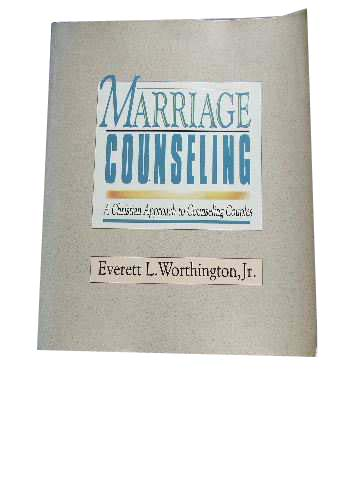 Image for Marriage Counseling  A Christian Approach to Counseling Couples
