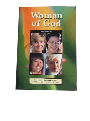 Image for Woman of God.