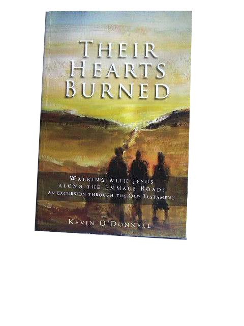 Image for Their Hearts Burned  Walking with Jesus Along the Emmaus Road