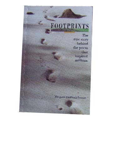 Image for Footprints  The true story behind the poem that inspired millions