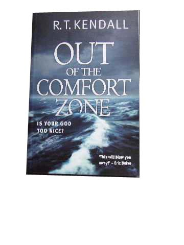 Image for Out of the Comfort Zone  Is your God Too Nice?
