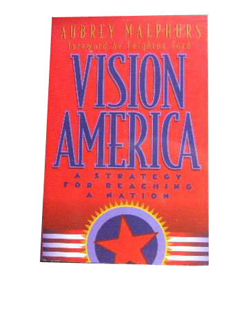 Image for Vision America  A Strategy for Reaching a Nation
