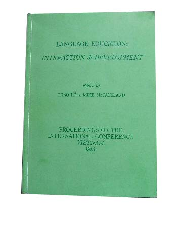 Image for Language Education: Interaction and Development  Proceedings of the International Conference Vietnam 1991
