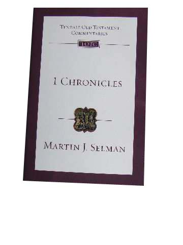 Image for 1 Chronicles  An Introduction and Commentary