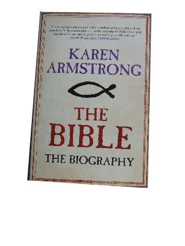 Image for The Bible  The Biography