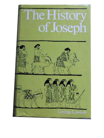 Image for Lectures on the Life of Joseph.