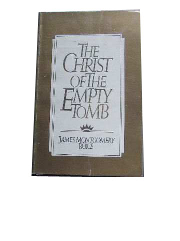 Image for The Christ of the Empty Tomb.