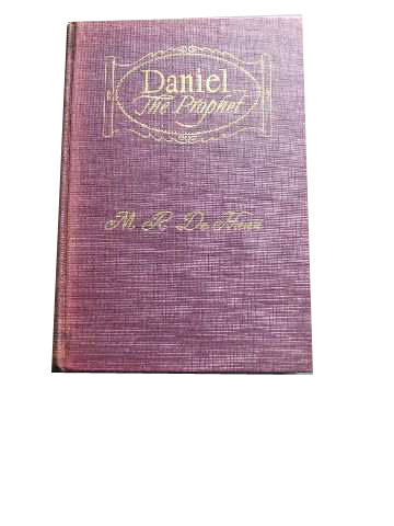 Image for Daniel... the Prophet  35 Simple Studies in the Book of Daniel