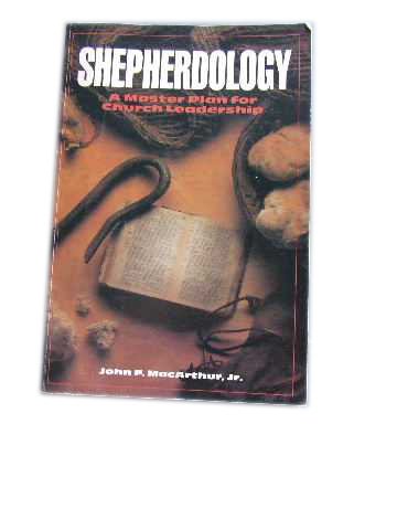 Image for Shepherdology  A Master Plan for Church Leadership
