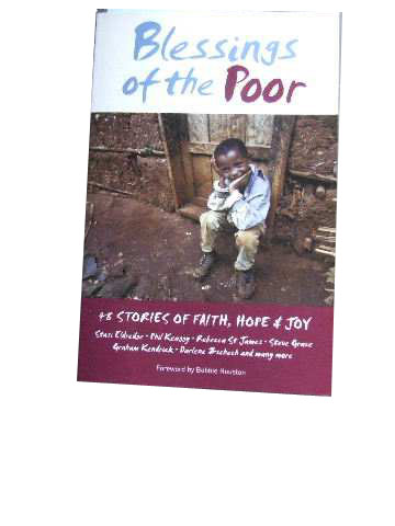 Image for Blessings of the Poor  48 Stories of Faith, Hope & Joy