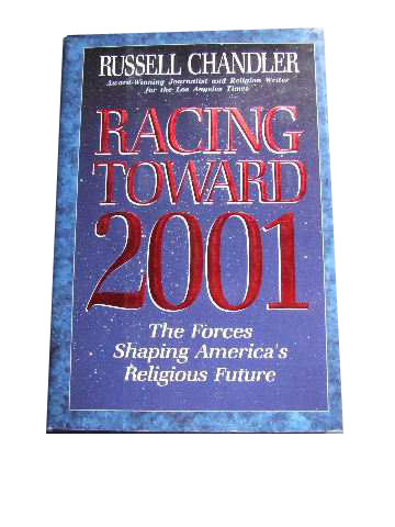 Image for Racing Toward 2001  The Forces Shaping America's Religious Future