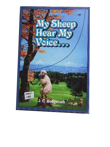 Image for My Sheep Hear My Voice...