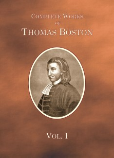 Image for Complete Works of Thomas Boston - Volume 1 & 2 The Body of Divinity.