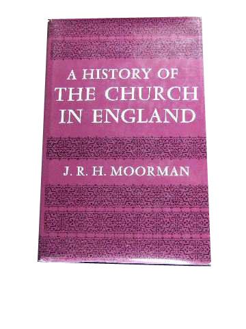 Image for A History of the Church in England.
