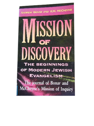 Image for Mission of Discovery.