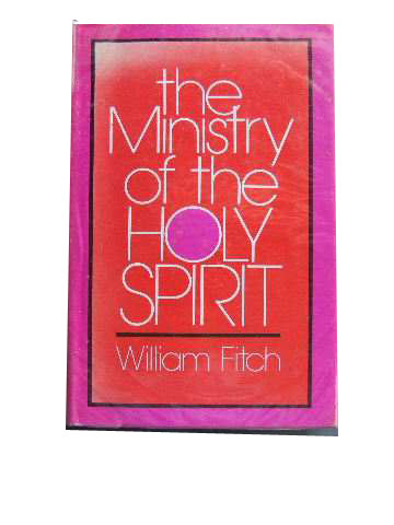 Image for The Ministry of the Holy Spirit.