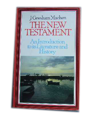 Image for The New Testament  An Introduction to its Literature and History
