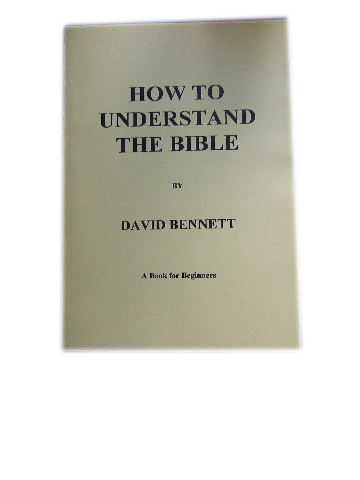 Image for How To Understand the Bible  A Book for Beginners