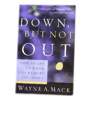 Image for Down, But Not Out: How To Get Up When Life Knocks You Down  (Strength for Life)