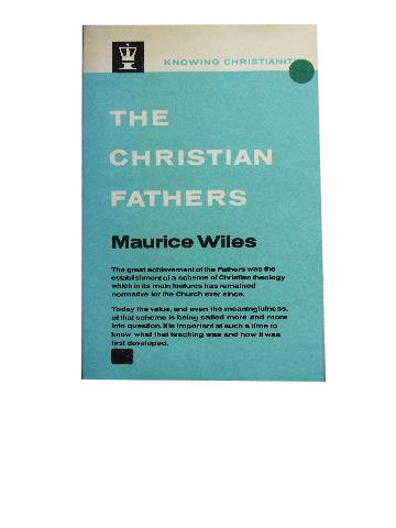 Image for The Christian Fathers.
