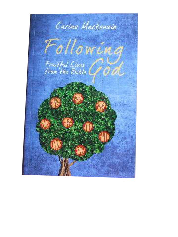 Image for Following God  Fruitful Lives from the Bible