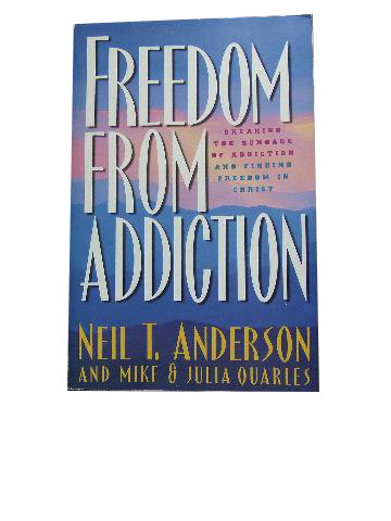 Image for Freedom From Addiction.