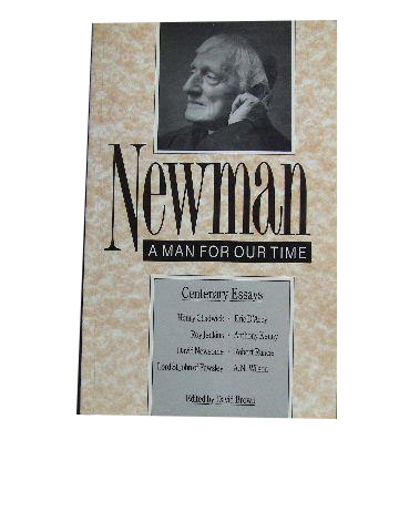 Image for Newman  A man for our time