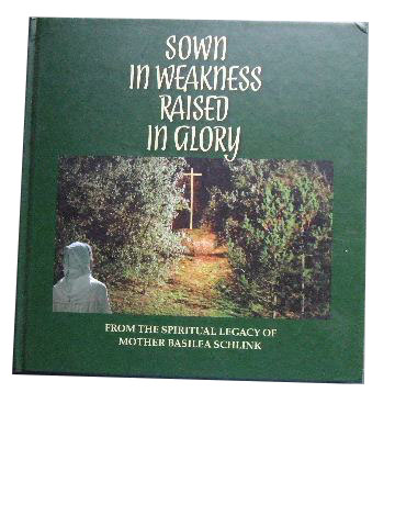 Image for Sown In Weakness, Raised in Glory  A perspective on the Middn in Weaknessle East situation written during the Gulf war