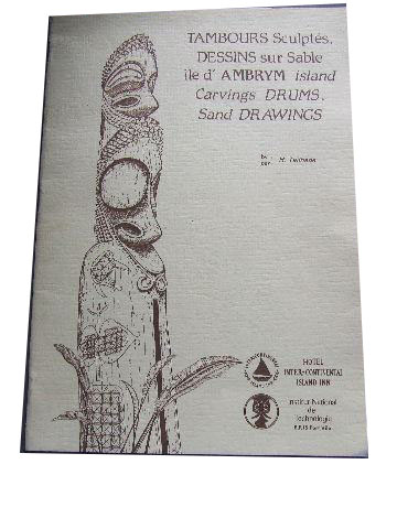 Image for Carvings, Drums, Sand Drawings -Ambrym Island.