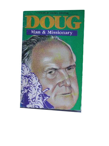 Image for Doug: Man and Missionary  The Autobiography of Doug Abrahams