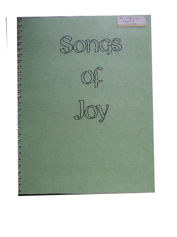Image for Songs of Joy.