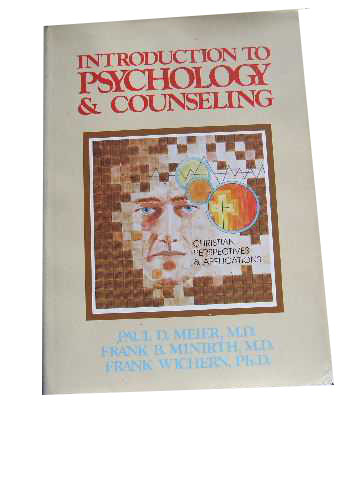 Image for Introduction to Psychology and Counseling,: Christian Perspectives and Applications.