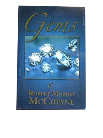 Image for Gems of Robert Murray McCheyne.