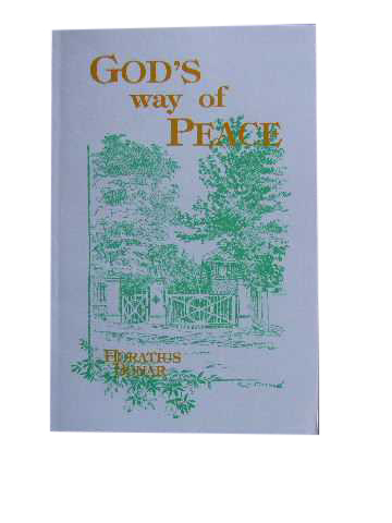 Image for God's Way of Peace.
