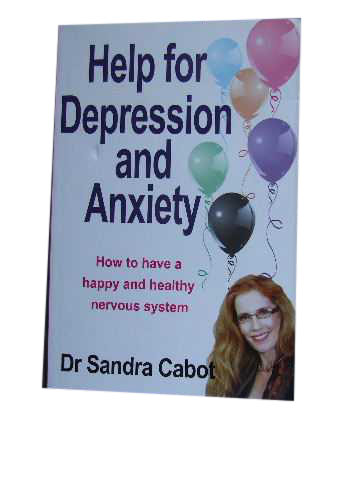 Image for Help for Depression and Anxiety  How to have a happy and healthy nervous system