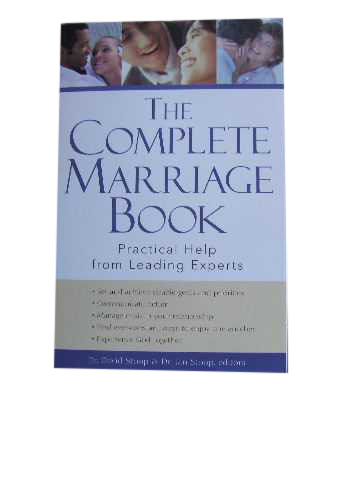 Image for The Complete Marriage Book  Practical Help from Leading Experts