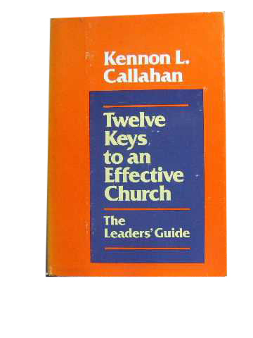 Image for Twelve Keys to an Effective Church  The Leader's Guide