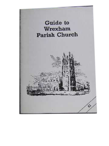 Image for Guide to Wrexham Parish Church.
