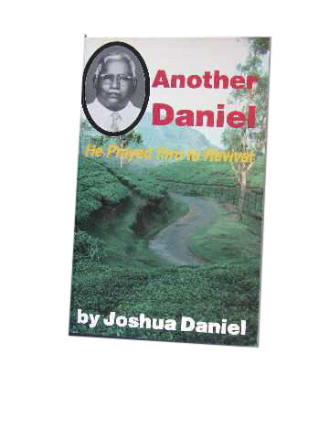 Image for Another Daniel  A Man Who Prayed Through for Revival