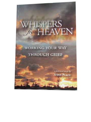 Image for Whispers from Heaven  Working Your War Through Grief